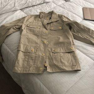 J Crew downtown field jacket